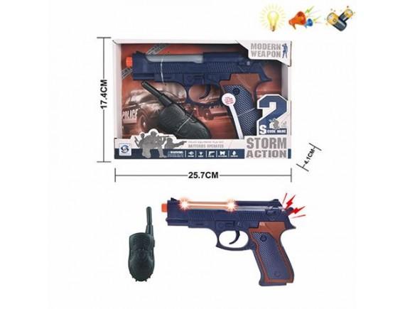 """Игровой набор с оружием """"Полиция"""" 200443970"""