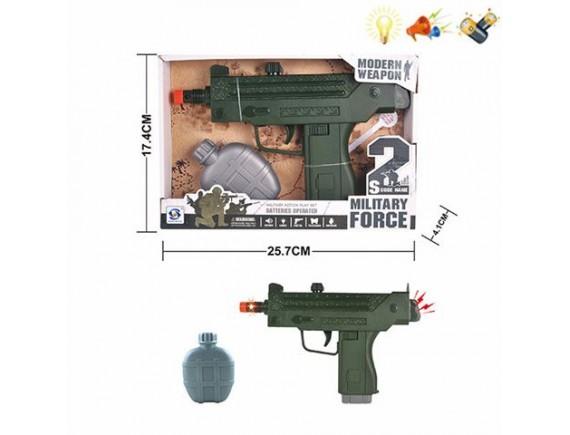 """Игровой набор с оружием """"Военный"""" 200443976"""