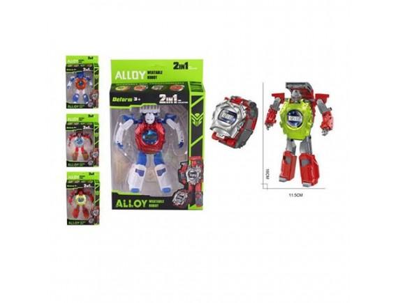 Трансформер робот-часы 200477382