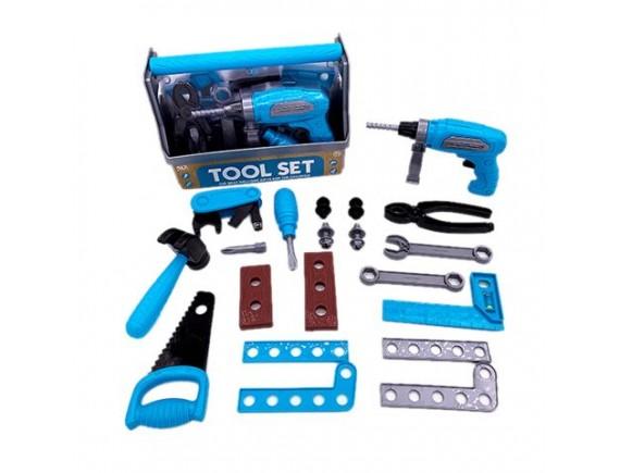Игровой набор инструментов в ящике 200486863