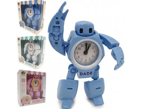 Трансформер робот-часы 200503043