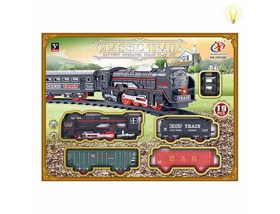 Железная дорога на батарейках 200503462