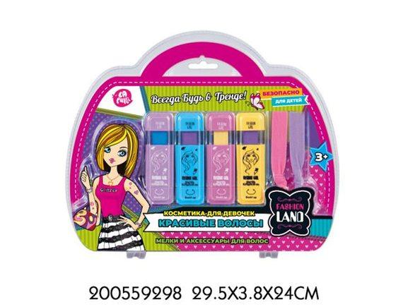 Набор детской декоративной косметики ТМ LAPULLI KIDS 200559298