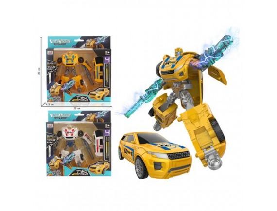 Трансформер робот-машина 200595856