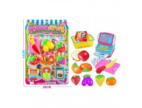"""Игровой набор """"Овощи-фрукты"""" 200598064"""