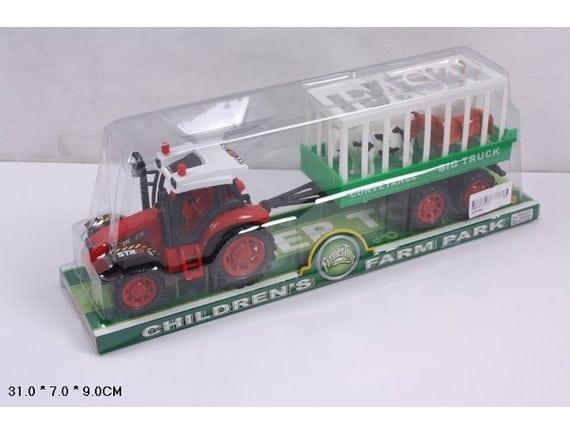 Инерционный трактор 2009-82