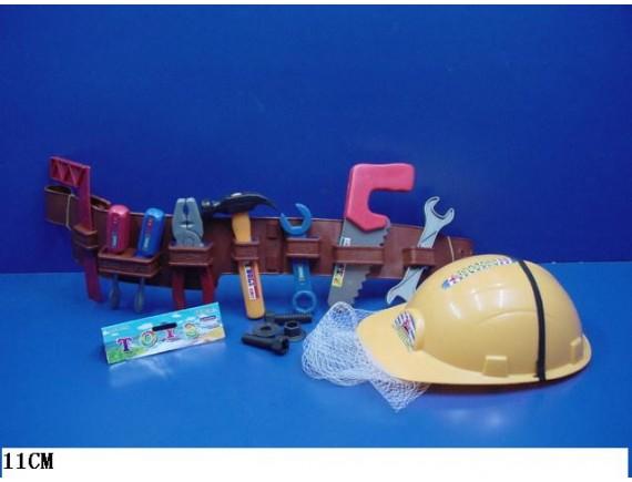 Набор инструментов с каской 2071C