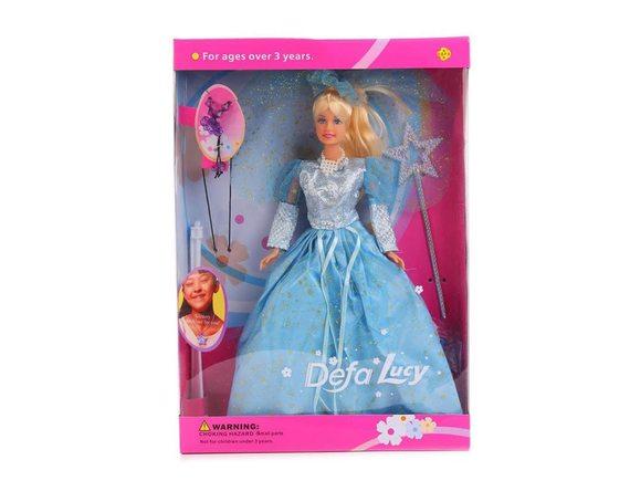 Кукла Defa Lucy Фея с аксессуарами 20947