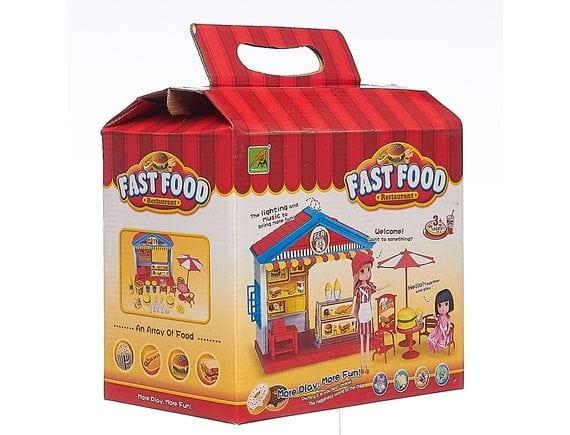 """Игровой набор """"Ресторан быстрого питания""""  2355-3"""