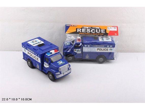 """Машина """"Полиция"""" инерционная 328-41_DT"""