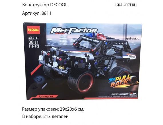 Конструктор Decool 3811 - подобрать в ИГРАЙ-ОПТ - магазин игрушек по оптовым ценам. igrai-opt.ru