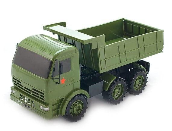 """Игрушечный грузовик """"Армия""""40-0002A"""