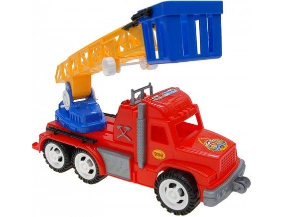 Детская пожарная машина Профи 40-0051