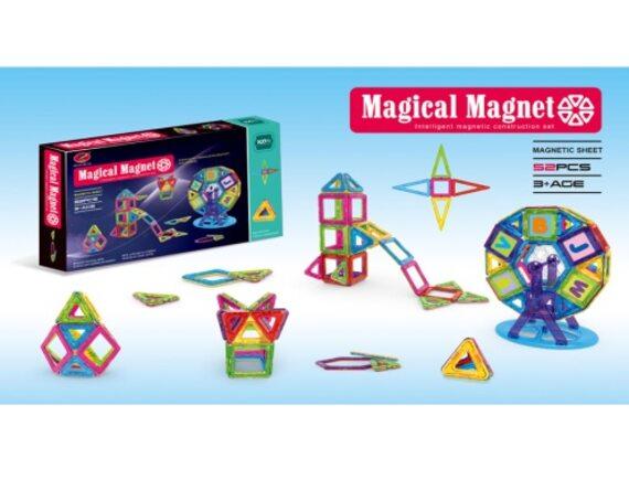 Магнитный конструктор 6189-52