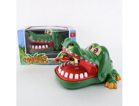 Вырви зуб у крокодила 666A