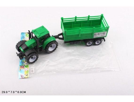 Инерционный трактор 669-31