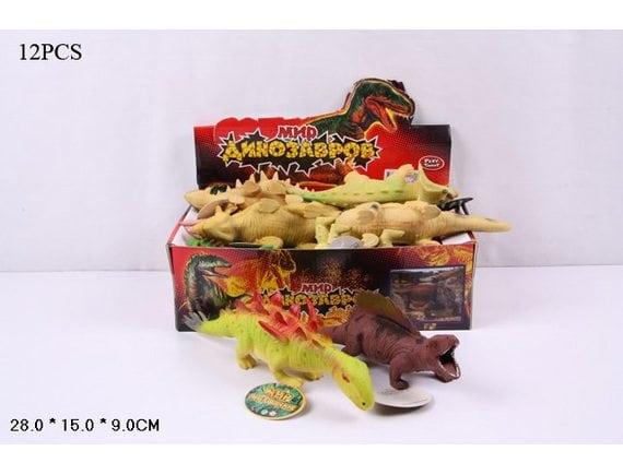 Фигурки динозавров 7208