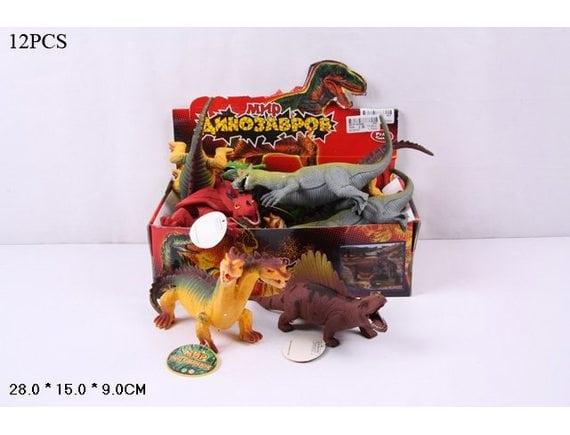 Фигурки динозавров 7209