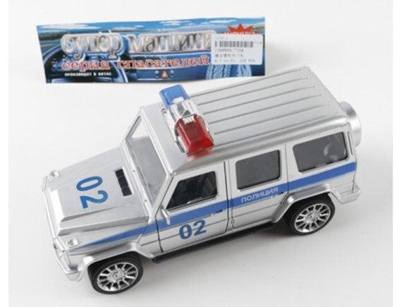 """Инерционная машина """"Полиция"""" 735A"""