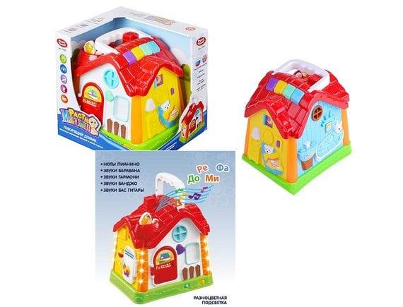 """Интерактивная игрушка """"Говорящий домик"""" 7530"""
