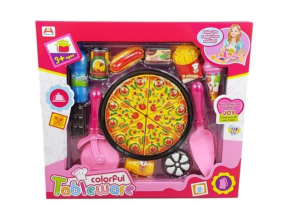Набор для игры в пиццу 7637-8