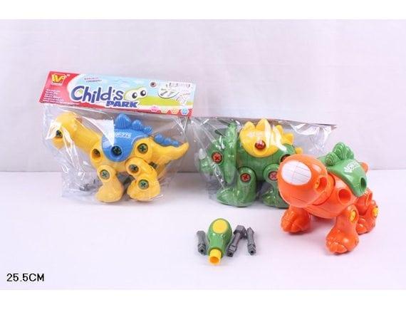 """Конструктор для малышей  """"Динозавры"""" 776"""