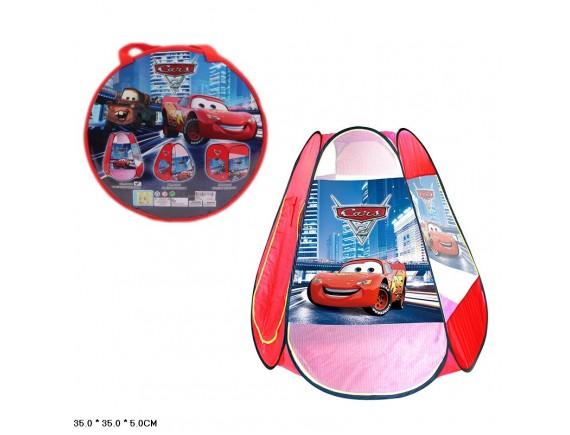 "Палатка ""Тачки"" в сумке 8006C"