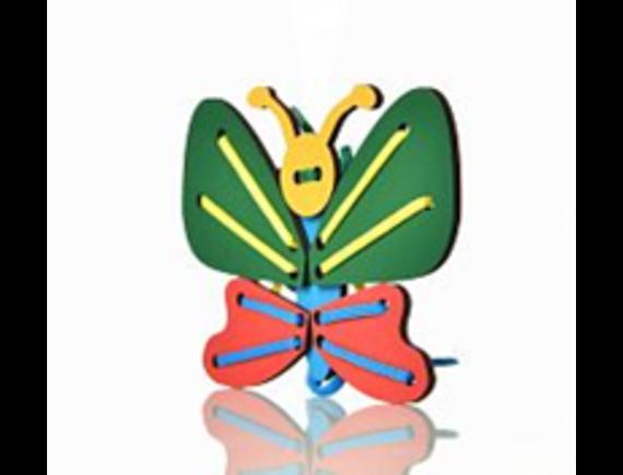 Прошнуруй бабочку 800909
