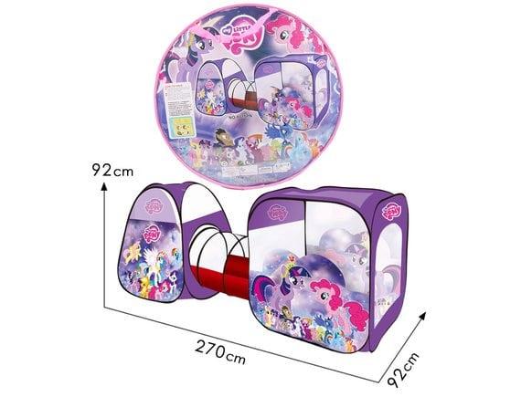 Детская палатка с туннелем 8015PN
