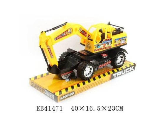 Инерционная строительная машина 816-6