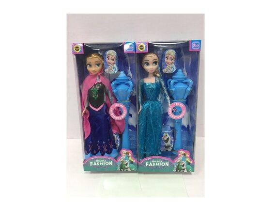 """Кукла """"Frozen """" музыка и свет  829-326"""