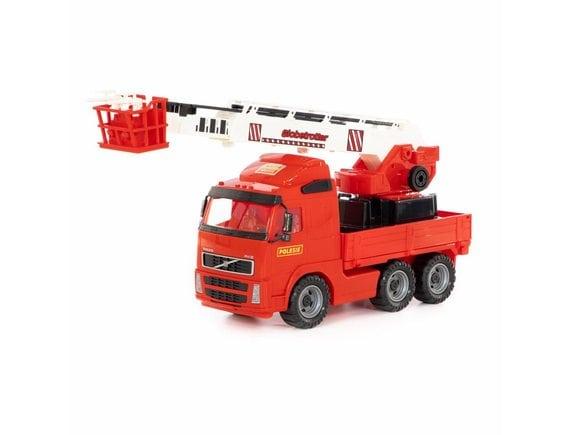 Volvo автомобиль пожарный 8787