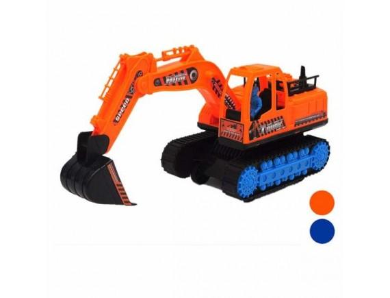 Инерционная строительная машина 8821-3