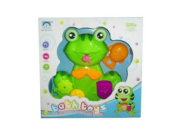 Игрушка для ванной Лягушка 8831
