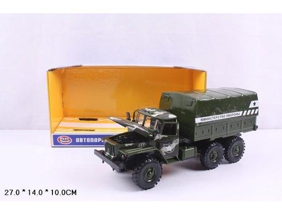 Инерционный военный грузовик 9464C
