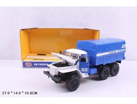 Инерционный полицейский грузовик 9464D