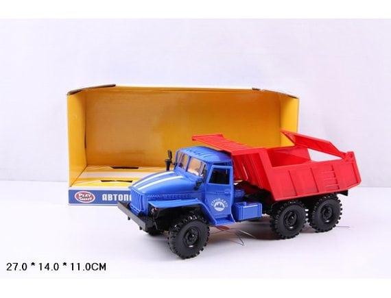 Инерционный строительный грузовик 9465A