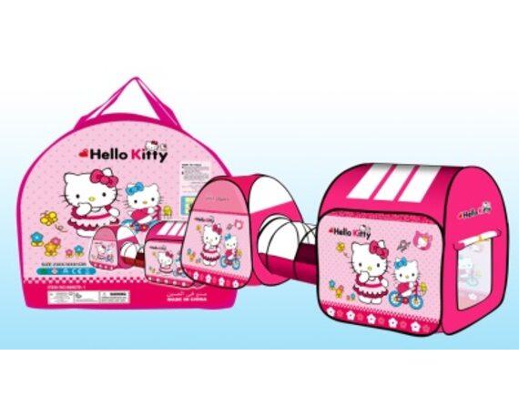 Детская игровая палатка Hello Kitty. 96987B-1