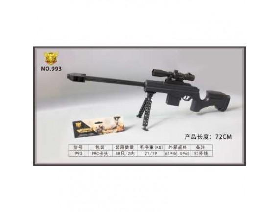 Игрушечная пневматическая винтовка 993