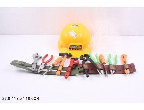 Набор инструментов с каской 99317-2
