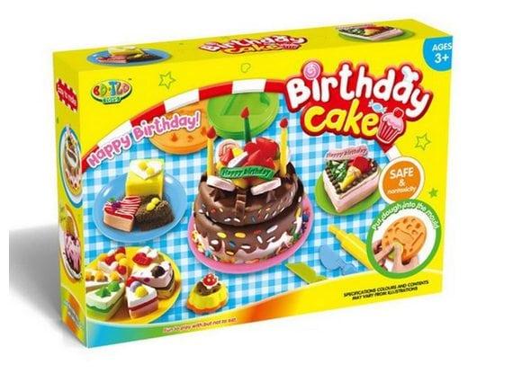 Набор для лепки «Тортики»  BD2018B-4