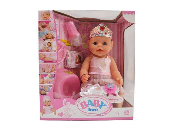 Кукла-пупс с аксессуарами BL018A