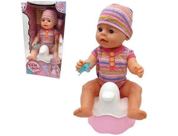 Кукла Пупс с музыкальным горшком BL027N