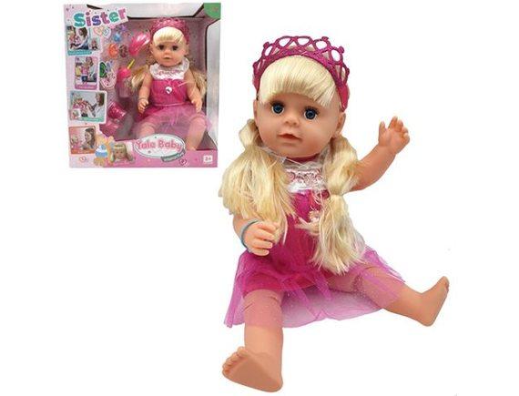 Кукла Пупс Sister BLS003Q