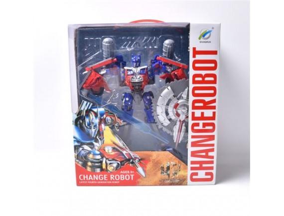 Робот трансформируемый DL0017480