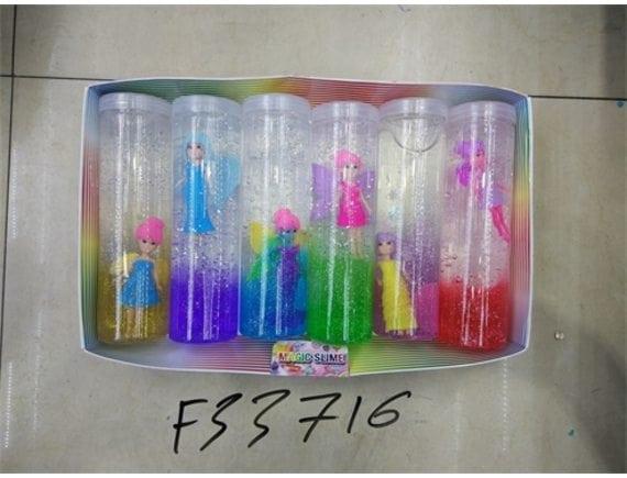 Слаймы (6 шт. в уп., цена за шт.) F33716