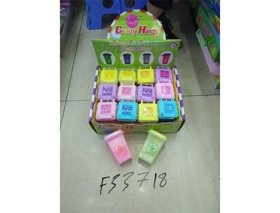 Слаймы (12 шт. в уп., цена за шт.) F33718