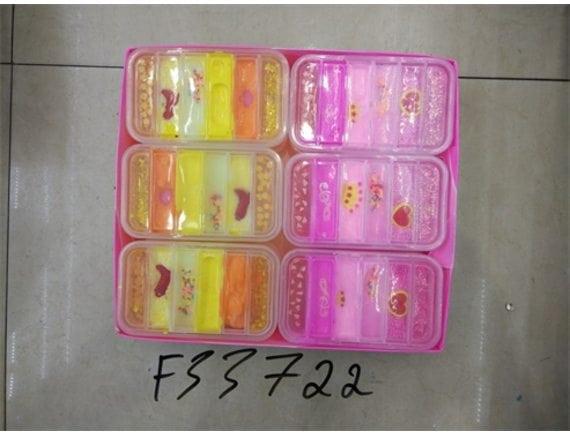 Слаймы (12 шт. в уп., цена за шт.) F33722