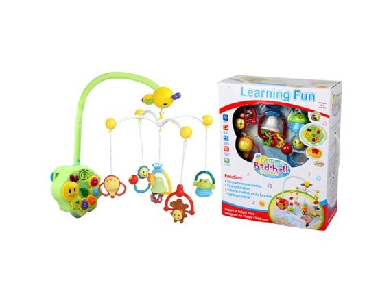 """Музыкальная карусель """"Learning Fun"""" на р/у (свет, звук) FS-35602 - подобрать в ИГРАЙ-ОПТ - магазин игрушек по оптовым ценам. igrai-opt.ru"""
