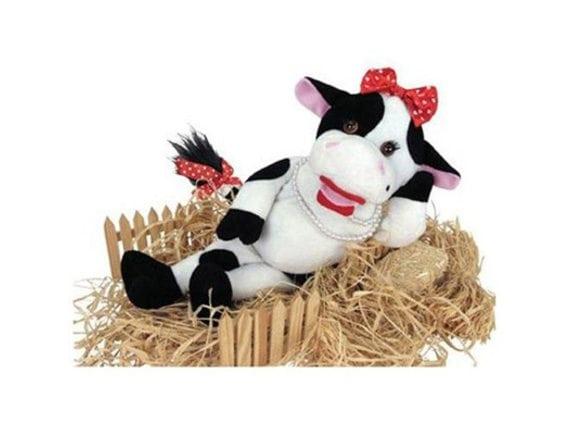 """Поющая игрушка """"Корова Очи Чёрные"""" G1162R"""